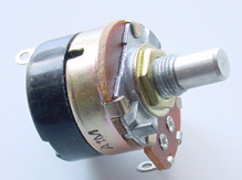 Potentiometer - 1 Meg On / Off (Tweed Amp)