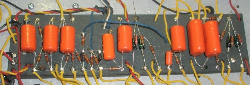 Loaded Fiberboard for 6G6B Amp