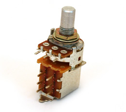 Potentiometer 1Meg Push Pull