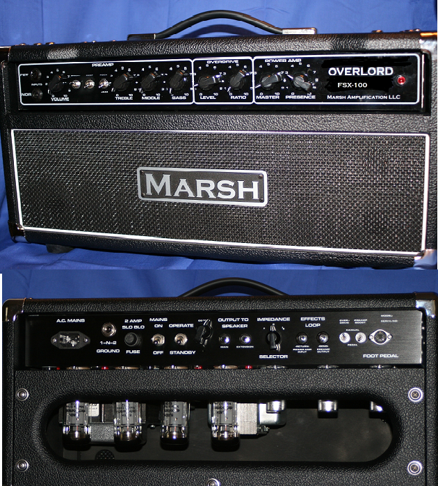 Marsh FSX-100 Head 100 Watts