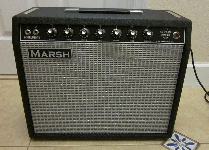 Marsh Clifton Junior AA1164 Reverb 14Watt ComboReplica