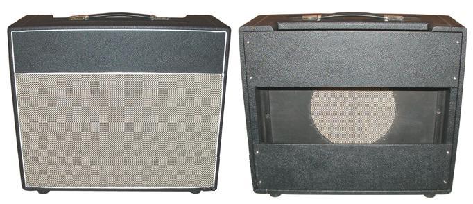 18 Watt/JTM 45 112 Combo Cabinet