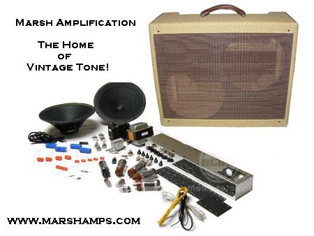Tweed 212 Low Power Amp Kit