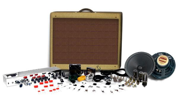 Tweed 5F4 210 Amp Kit