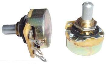 Potentiometer - CTS 5KA Fun Control