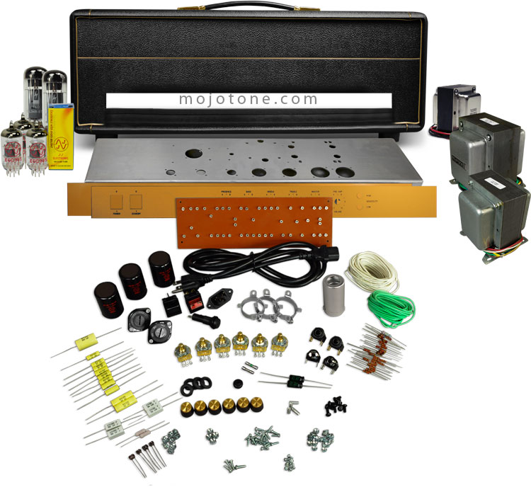 Marsh JCM800 50 Watt Amp Kit