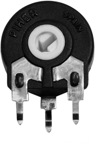 Potentiometer- Trimmer 50K Bias