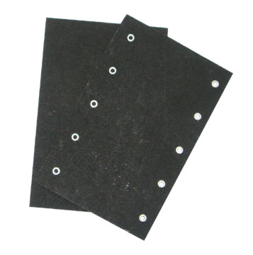 Fiberboard Small Cap Board